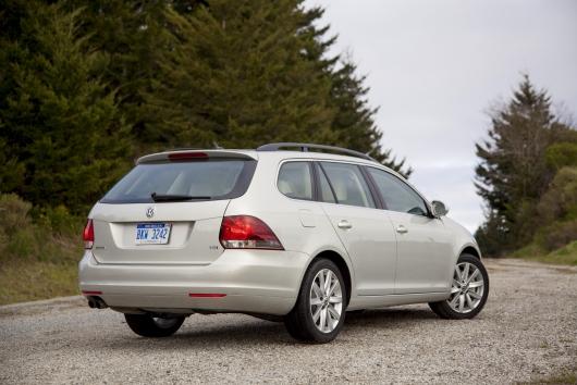 Volkswagen Jetta TDI SportWagen
