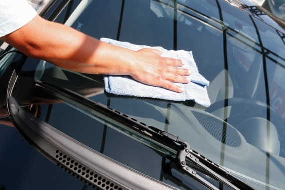 Easy on the budget car cleaning tips