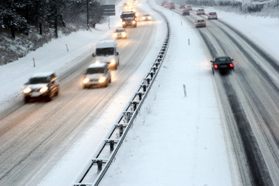 Inventions that make winter driving easier