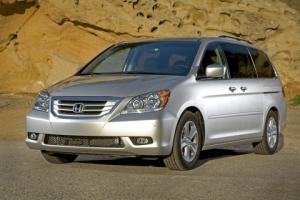 2008 Honda Odyssey 1