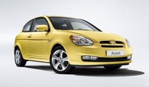 2008 Hyundai Accent 1