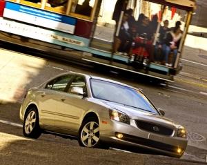 2008 Kia Optima 1