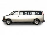 2008 Chevrolet Express Cargo Van 6