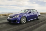 2008 Lexus IS F 1