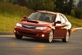 2009 Subaru Impreza Sedan 1