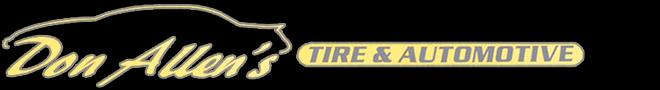 Don Allen's Tire & Automotive LLC