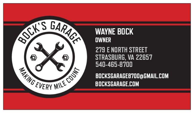 Bock's Garage