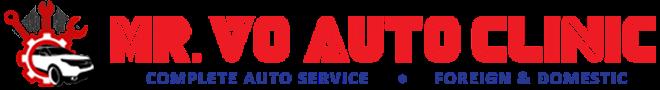 Mr. Vo Auto Clinic