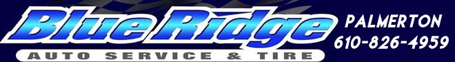 Blue Ridge Auto Service & Tire - Palmerton