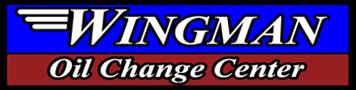 Wingman Oil Change