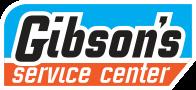 Gibson's Service Center