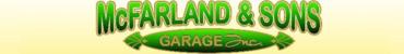 McFarland & Sons Garage
