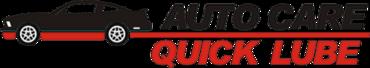 Auto Care and Quick Lube